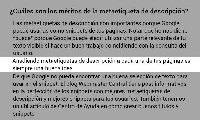 guía de inicio en el SEO de Google