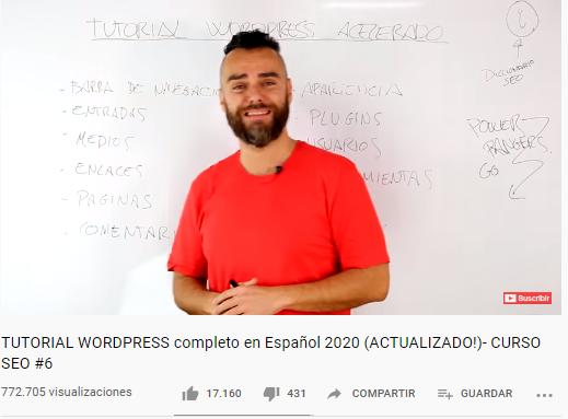 Contenido de calidad en YouTube
