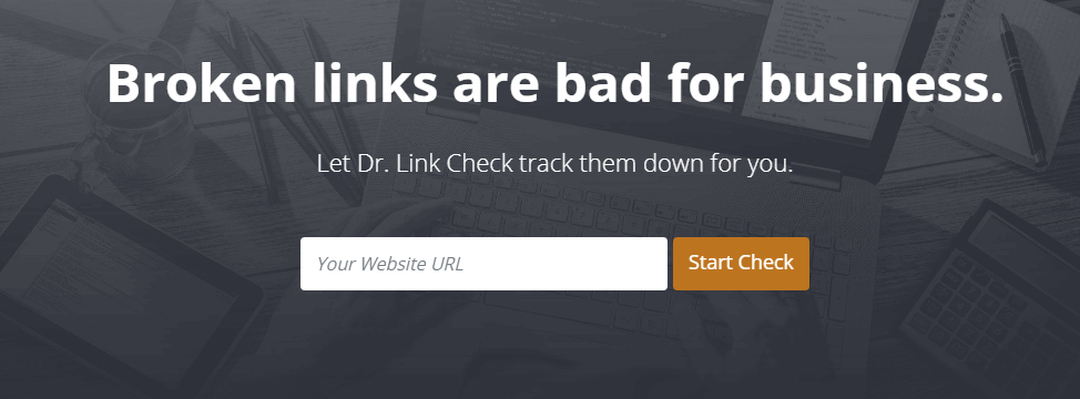 Dr. Link Check